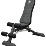 marcy deluxe utility bench adjustable