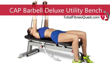 CAP Barbell Deluxe Utility Bench Review