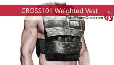 CROSS101 Weighted Vest review