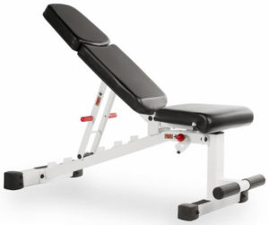 xm adjustable weight bench review