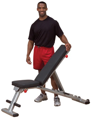 body solid GFID225 folding adjustable weight bench review