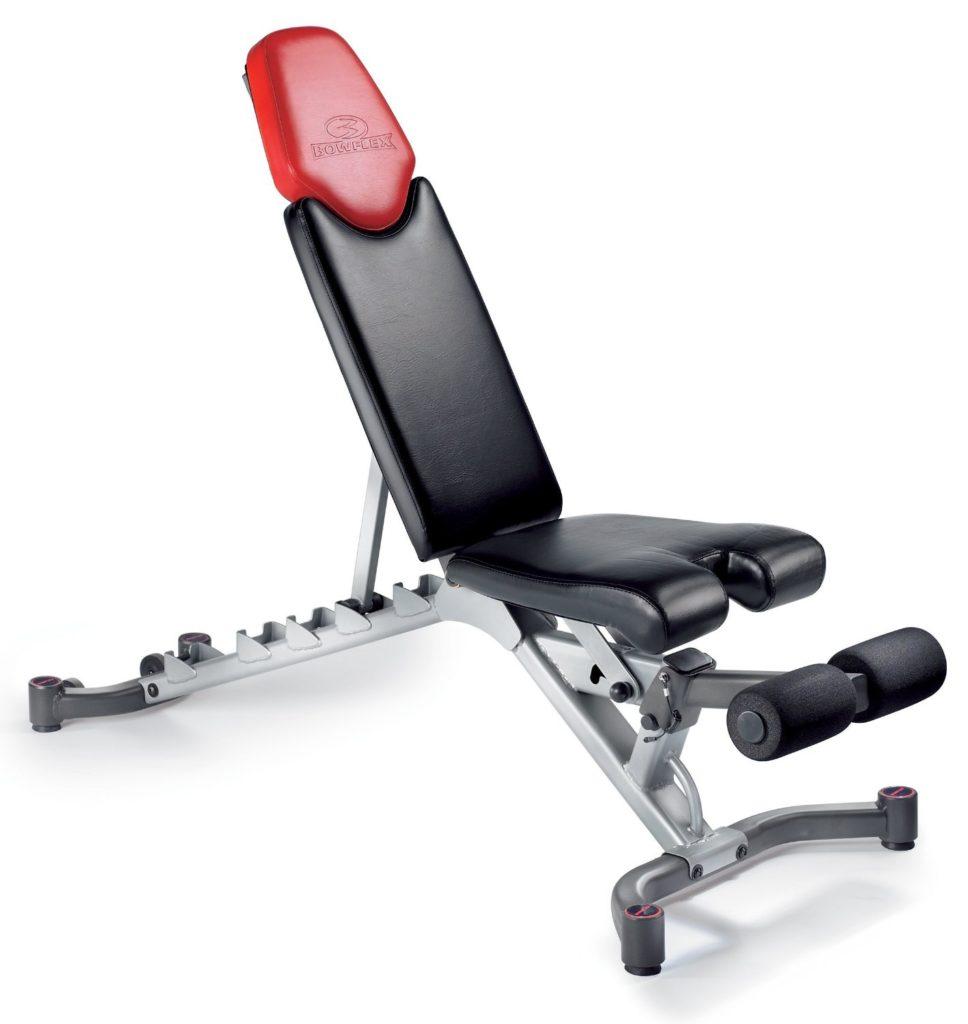 bowflex selecttech 5.1 adjustable weight bench review