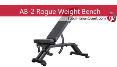 AB-2 Rogue Weight Bench Review