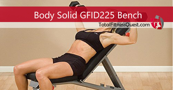 Body Solid GFID225 Review