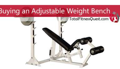Buying an Adjustable Weight Bench