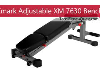 Xmark Adjustable XM 7630 Bench Review