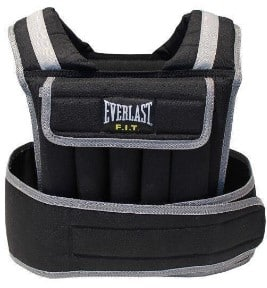 everlast weighted vest