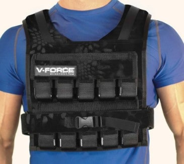 v force weighted vest